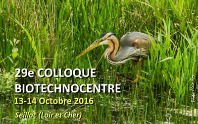 colloque biotechnocentre 29