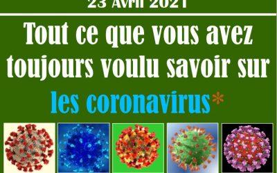 journée thématique coronavirus